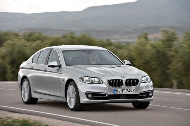 2014 BMW Serii 5 - 2014 BMW Serii 5 Sedan, Touring, Gran Turismo - grupowy facelifting [wideo]