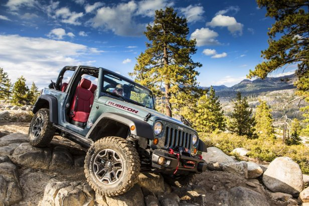 Jeep Wrangler Rubicon - Jeep wyprodukowa milion Wranglerw JK