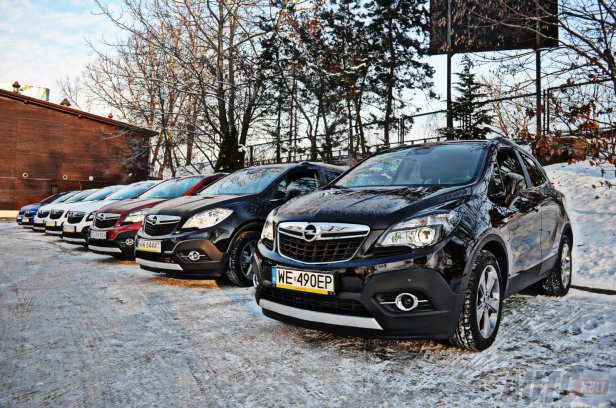 Opel-Mokka - Opel Mokka x 100 000