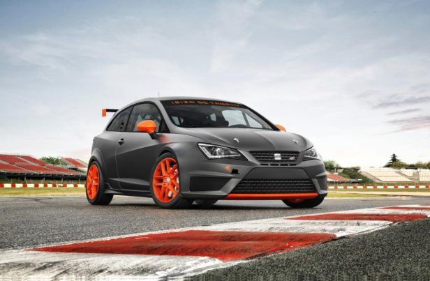Seat Ibiza SC Trophy (2) - Seat Ibiza SC Trophy te pojawi si nad jeziorem Wrthersee