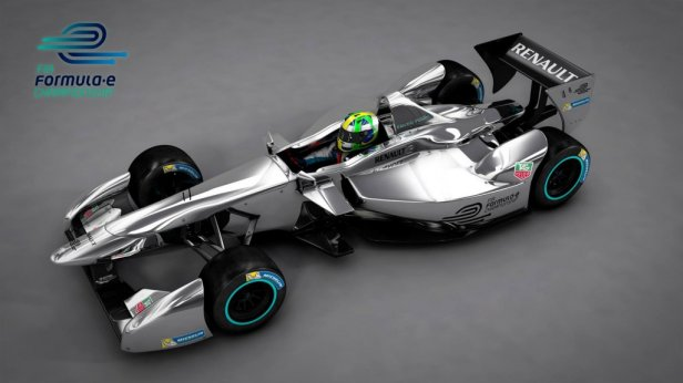 Spark-Renault (Formula E) - Renault angauje si w elektryczn seri wycigow Formua E