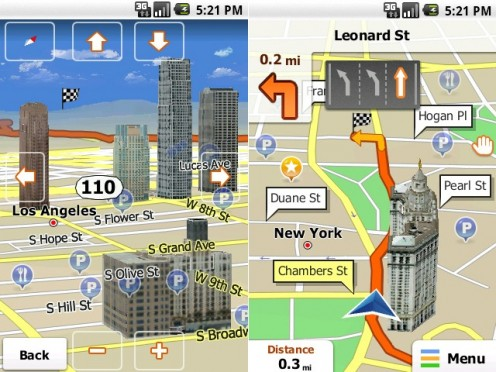 Android Igo My Way The Ultimate Navigation For Android | MyHomeTone