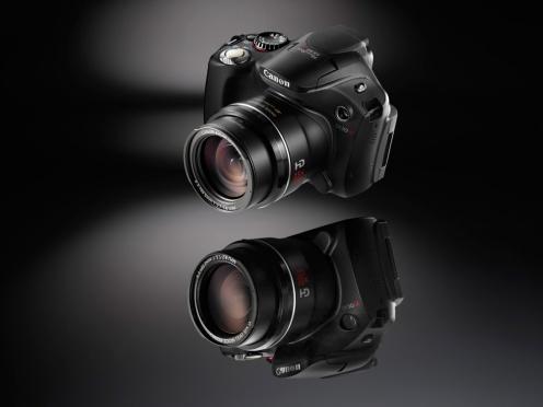 Canon PowerShot SX30 IS - zgrabny kompakt z35-krotnym zoomem