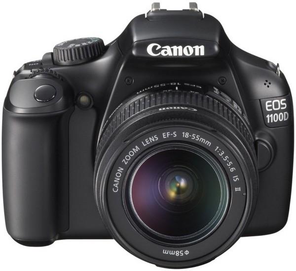Canon 1100D - najciekawsze testy irecenzje