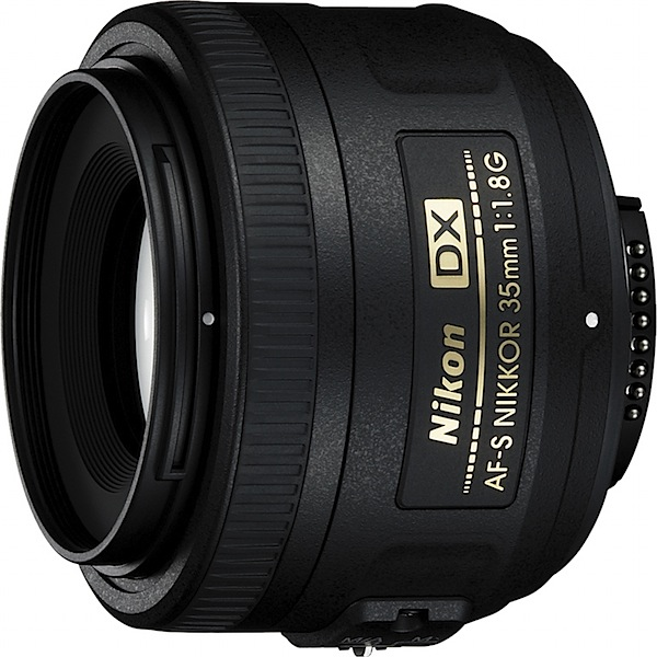 35 mm f/1.8 G AF-S DX