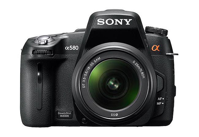 Sony A-580