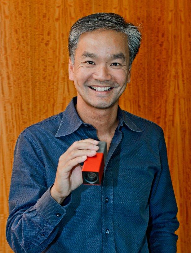 Charles Chi  (© Mark Knott / Lytro)
