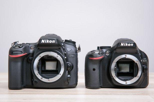 Oddanie szczegółów – Nikon D7100 kontra D5200