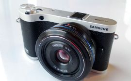 Samsung NX300 &amp;#8211; pierwsze wraenia