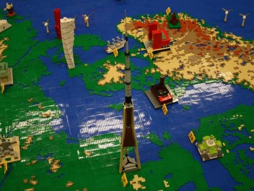 Euromapa LEGO