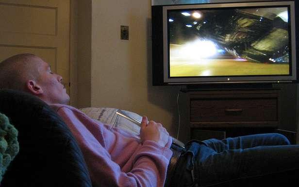Telewizja - relikt czasów dawno minionych? (Fot. Flickr/David Boyle in DC/Lic. CC by-sa)