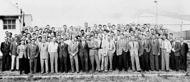 W ramach operacji Paperclip do Stanów Zjednoczonych przesiedlono około 1000 nazistów