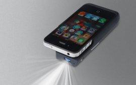 Digitus-BeamJack1-107896 - Digitus BeamJack – ciekawy miniprojektor dla iPhone'a