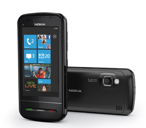 Nokia przygotuje telefon z Windows Phone 7?