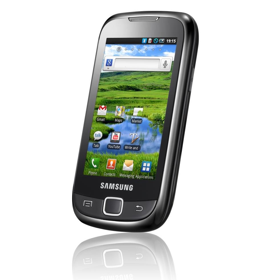 Samsung galaxy 551, czyli tani android z qwerty