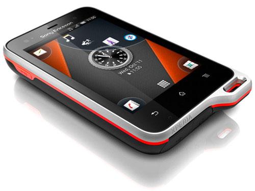 SE Active - wodoszczelny smartfon