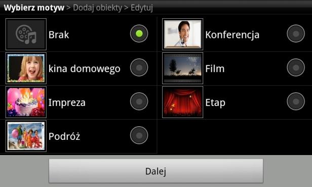 edytor wideo