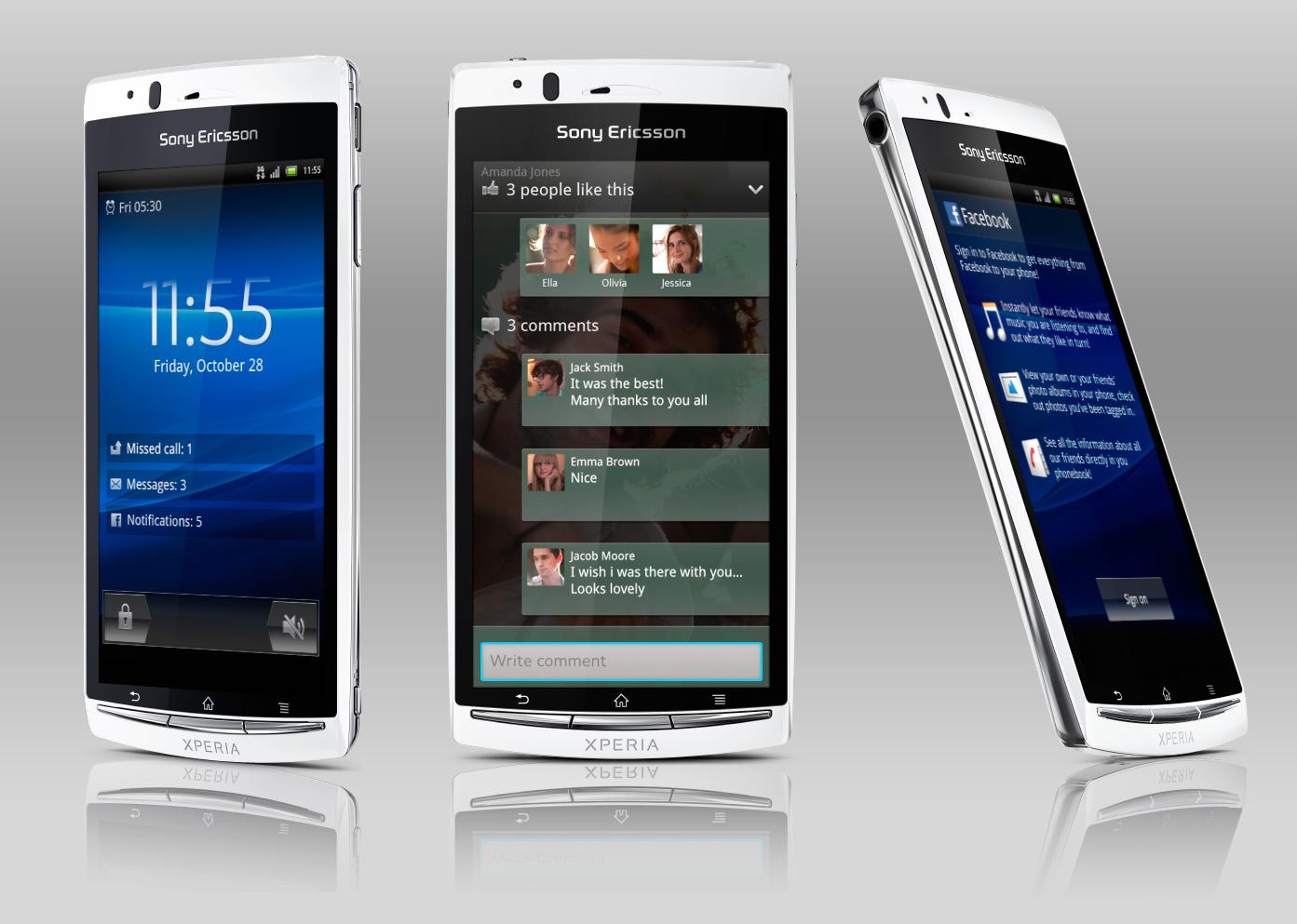 Когда Обновление Sony Xperia S До Android 4.1