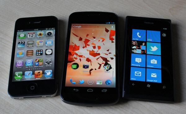 Samsung wyprzedził Nokię wPolsce (fot. tech-gadget.co.in)