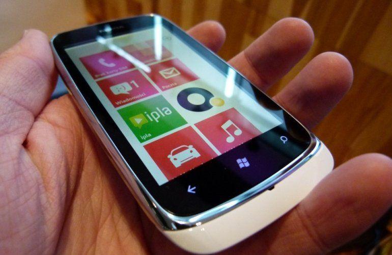 Nokia Lumia 610 nie radzi sobie z Angry Birds. Czy Windows Phone'a