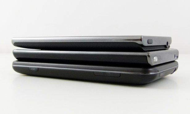 LG Swift L5, LG Swift L7, LG Swift 3D | fot. wl