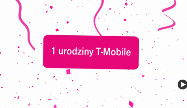 Urodzinowe promocje T-Mobile