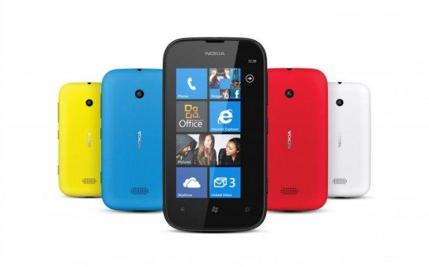 Nokia Lumia 510 | fot. slashgear.com