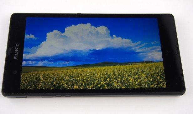 Sony Xperia Zzaktywnym silnikiem Bravia Mobile 2