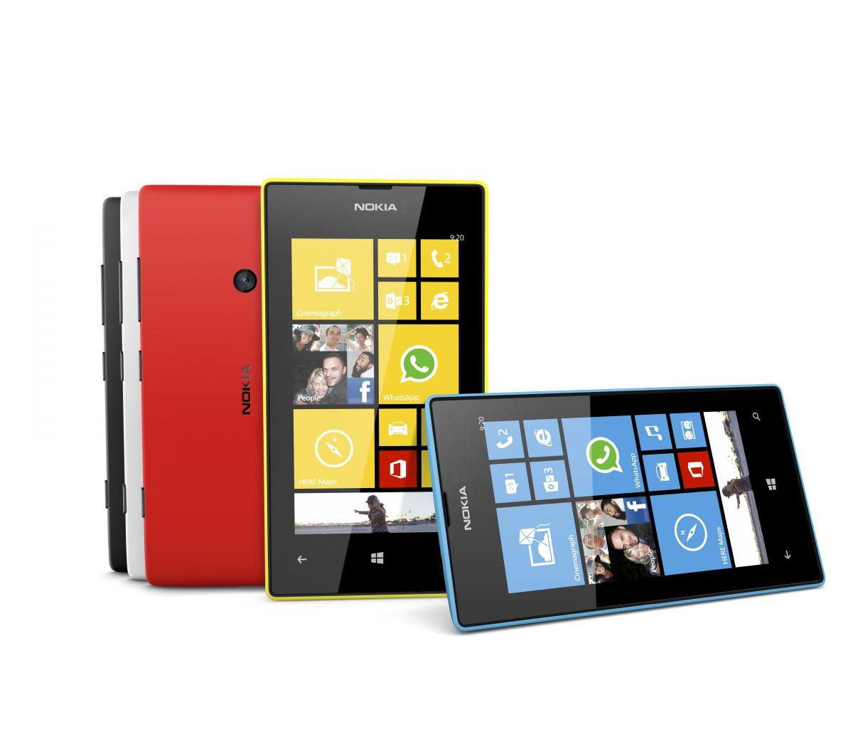 Nokia Lumia 520, czyli naprawdę tani smatfon