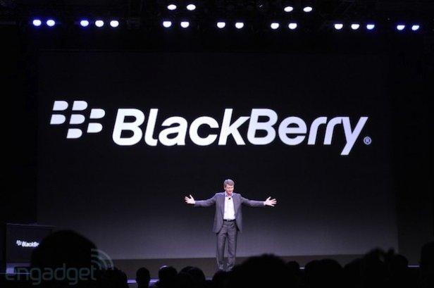 BlackBerry | fot. engadget.com - BlackBerry wycofuje się z rynku konsumenckiego - czas na duże zmiany