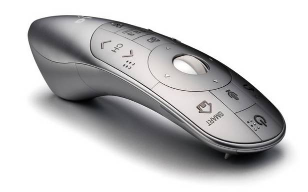 Nowy LG Magic Remote