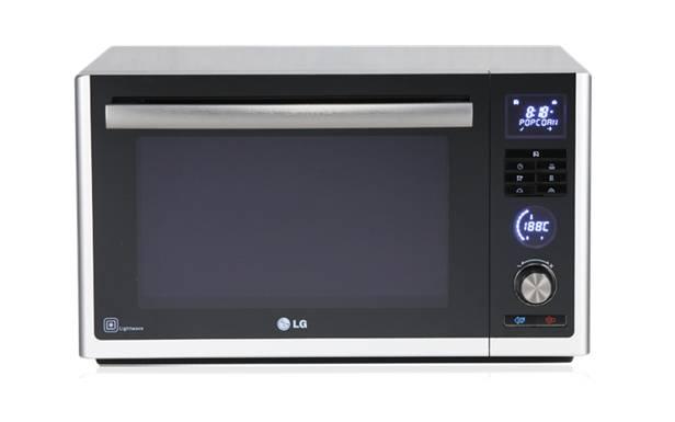 Piekarnik LG zgrzałką Charcoal Lighting Heater