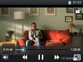 Odtwarzacz wideo wLG Swift L3 II