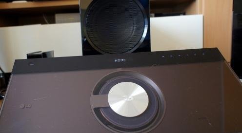 LG HX976TZW - płyty