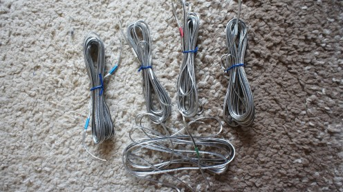 LG HX976TZW - kable