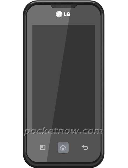LG Univa (Fot. Pocketnow.com)
