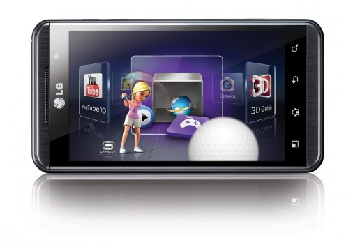 LG Swif 3D   fot. lg.com
