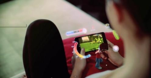 LG Swift 3D | fot. youtube.com