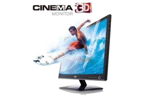 Monitor 3D LG D2342P (Fot. LG.com)