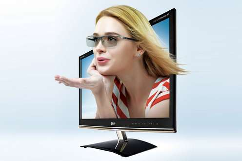 LG DM50D (Fot. Iskam3d.com)