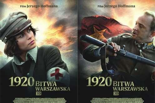 """Plakaty do filmu ?1920 Bitwa Warszawska"""""""