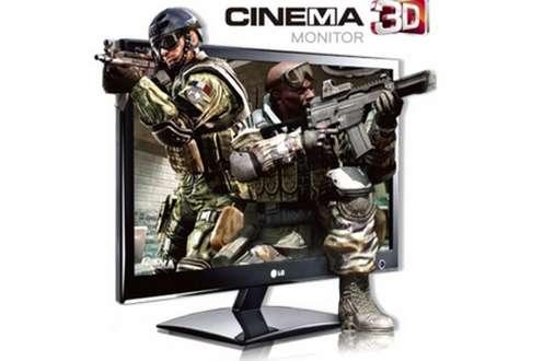 Monitor D2342P-PN (Fot. LG.com)