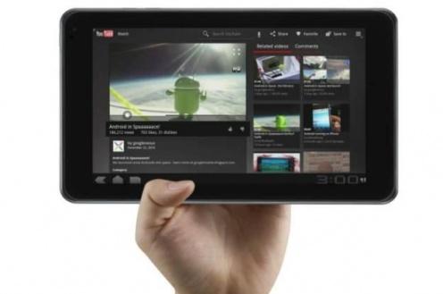 LG Swift Tab | fot. lg.com