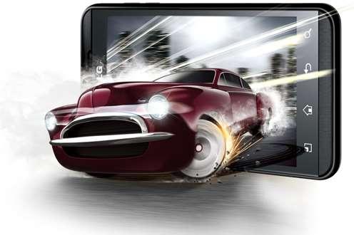 Telefon LG Swift 3D (Fot. LG.com)