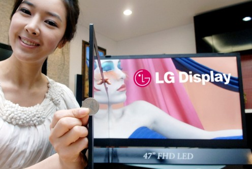 LCD LG Fot. LG