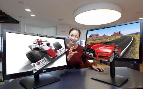 Monitor LG DX2500