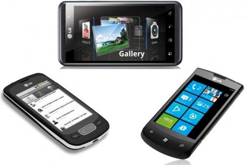 Telefony LG dla studentów