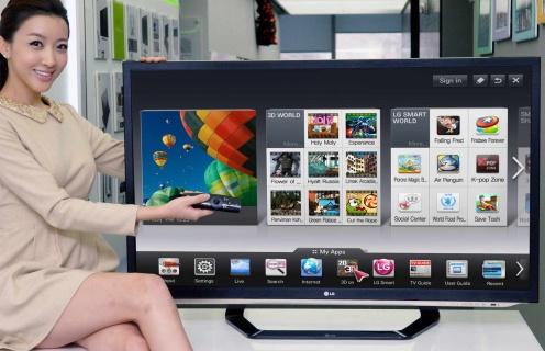 LG Smart TV (Fot. LG)
