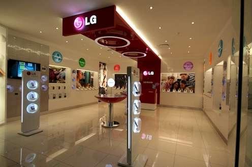Co ciekawego znajdziemy winternetowym sklepie LG (Fot. Blogcatalog.com)