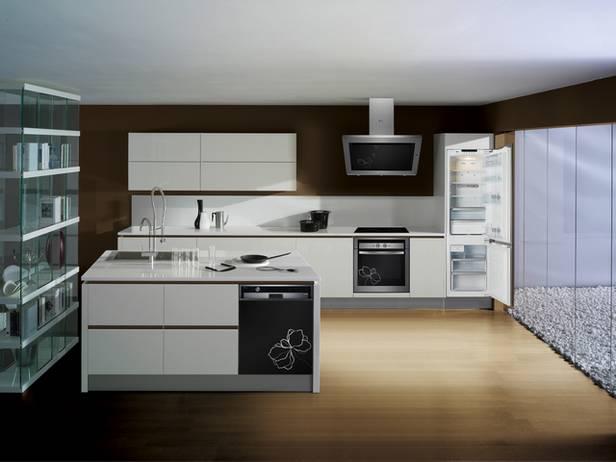 Wizualizacja kuchni LG (Fot. LG.com)